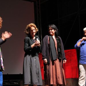 G. Gravina, N. Rivieccio, F. Solinas, G. Cabiddu - La valigia dell'attore 2010 - Foto di D.Pirini