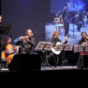 Egli Squarciò - I Virtuosi di San Martino - La valigia dell'attore 2010 - Foto di D. Pirini