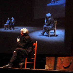 Mario Martone - La valigia dell'attore 2011 - Foto di Eugenio Mangia 1