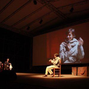 Luigi Lo Cascio - La valigia dell'attore 2011 - Foto di Eugenio Mangia