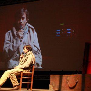 Luigi Lo Cascio - La valigia dell'attore 2011 - Foto di Eugenio Mangia 2
