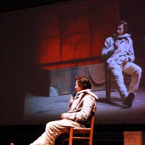 Luigi Lo Cascio - La valigia dell'attore 2011 - Foto di Eugenio Mangia 1