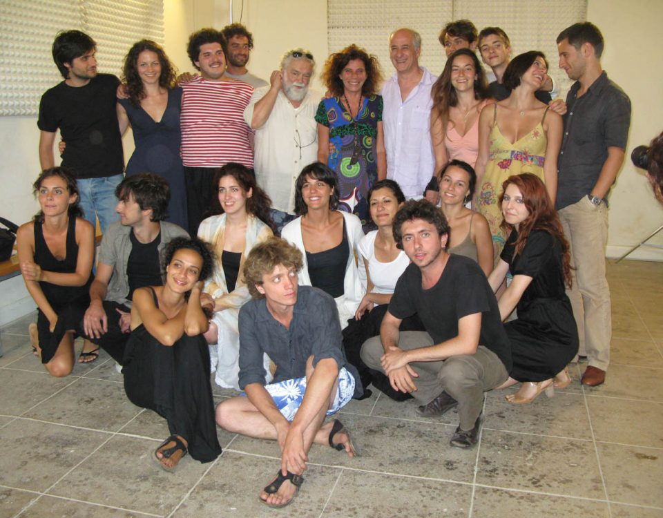 ValigiaLab 2010 - Toni Servillo - Foto di Desiree Sabatini