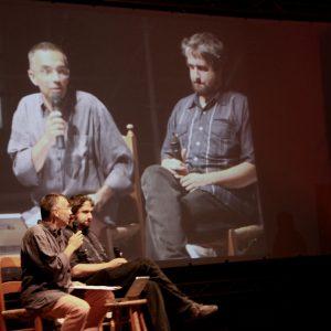 Fabrizio Deriu, Boris Sollazzo - La valigia dell'attore 2011 - Foto di Eugenio Mangia