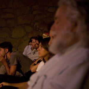 Ferruccio Marotti, Michele Riondino - La valigia dell attore 2012 - Foto di Nanni Angeli