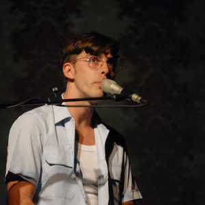 The fool on the hill - Michele Riondino - La valigia dell'attore 2012 - Foto Fabio Presutti