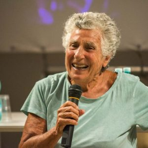 Mimmola Girosi - La valigia dell'attore 2015 - Foto di Fabio Presutti