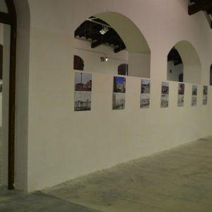 Fortezza I Comi - Mostra di F. Presutti - La valigia dell'attore 2014 - Foto di P. Buttaru 2