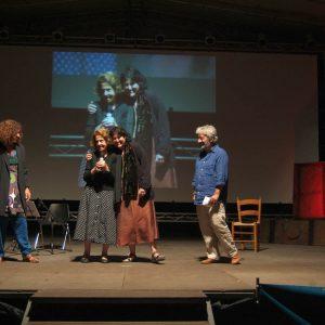 G. Gravina, N. Rivieccio, F. Solinas, G. Cabiddu - La valigia dell'attore 2010 - Foto di Gianni Fano