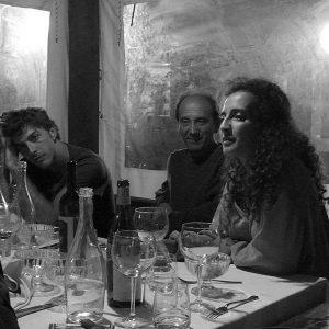 Michele Riondino, Gianluca Greco, Astrid Meloni - La valigia dell'attore 2010 - Foto di Tatiano Maiore