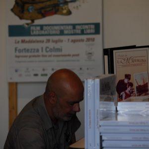 Dario Maiore - La valigia dell'attore 2010 - Foto di Fabio Presutti 1