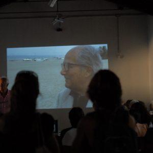 Documentario su Franco Solinas - La valigia dell'attore 2010 - Foto di Fabio Presutti 1