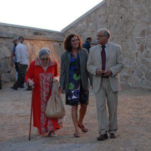 Lia Origoni, Giovanna Gravina, Giancarlo Tusceri - La valigia dell'attore 2010 - Foto di Fabio Presutti