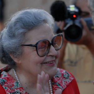 Lia Origoni - La valigia dell'attore 2010 - Foto di Fabio Presutti
