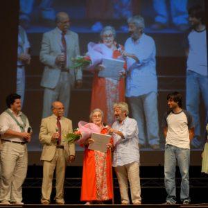 Omaggio a Lia Origoni - La valigia dell'attore 2010 - Foto di Fabio Presutti