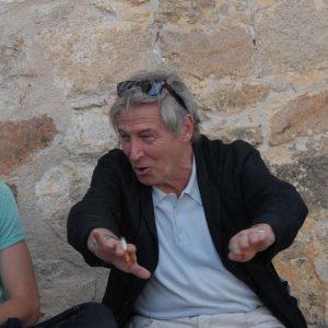 Carlo Cecchi - La valigia dell'attore 2010 - Foto di Fabio Presutti 2