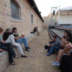 Fortezza I Colmi - Carlo Cecchi - La valigia dell'attore 2010 - Foto di Fabio Presutti