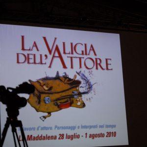La valigia dell'attore 2010 - Foto di Fabio Presutti