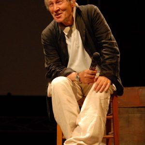 Carlo Cecchi - La valigia dell'attore 2010 - Foto di Fabio Presutti