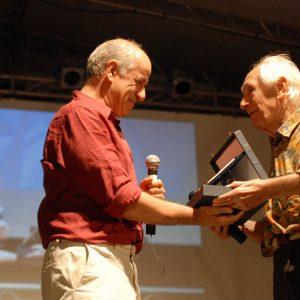 Toni Servillo, Giorgio Arlorio - La valigia dell'attore 2010 - Foto di Fabio Presutti