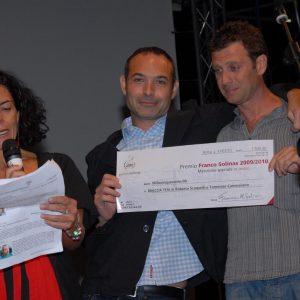 Premio Solinas - Roberto Scarpetti, Tommaso Cammarano - La valigia dell'attore 2010 - Foto di Fabio Presutti