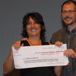 Loredana Conte, Giancarlo Balmas - La valigia dell'attore 2010 - Foto di Fabio Presutti