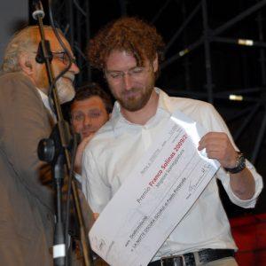 Premio Solinas - Paolo Pintacuda - La valigia dell'attore 2010 - Foto di Fabio Presutti