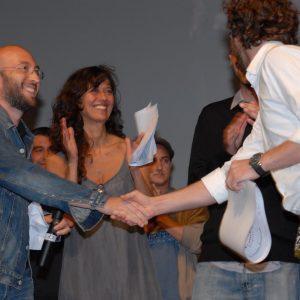 Premiazione Solinas a La Maddalena - La valigia dell'attore 2010 - Foto di Fabio Presutti 2