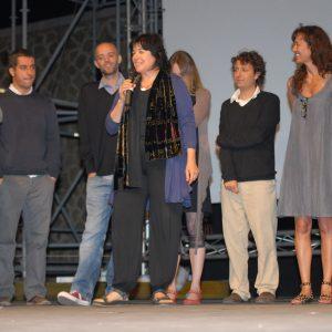 Premiazione Solinas a La Maddalena - Francesca Solinas - La valigia dell'attore 2010 - Foto di Fabio Presutti