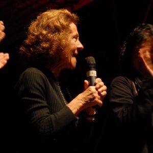 Nuccia Rivieccio - La valigia dell'attore 2010 - Foto di Fabio Presutti