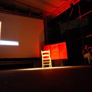 Egli Squarciò - Toni Servillo- La valigia dell'attore 2010 - Foto di Fabio Presutti