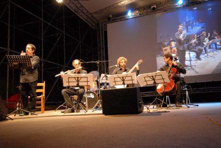 Egli Squarciò - I Virtuosi di San Martino - La valigia dell'attore 2010 - Foto di Fabio Presutti