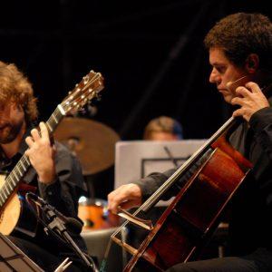 Egli Squarciò - Dario Vannini, Federico Odling - La valigia dell'attore 2010 - Foto di Fabio Presutti