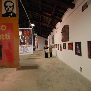 Fortezza I Colmi - Mostre - La valigia dell'attore 2013 - Foto di Fabio Presutti 1
