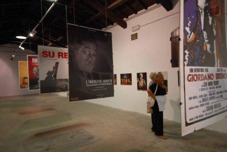 Fortezza I Colmi - Mostre - La valigia dell'attore 2013 - Foto di Fabio Presutti 2