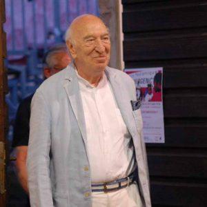 Giuliano Montaldo - La valigia dell'attore 2013 - Foto di Fabio Presutti 1