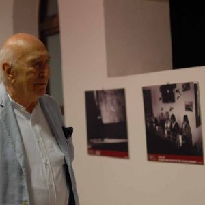 Giuliano Montaldo - La valigia dell'attore 2013 - Foto di Fabio Presutti 3
