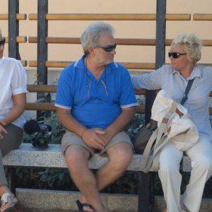 R. De Marzo, S. Acciaro, V. Serra - La valigia dell'attore 2013 - Foto di Fabio Presutti