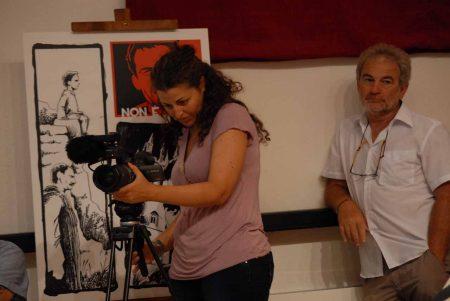 Roberta De Marzo, Santo Acciaro - La valigia dell'attore 2013 - Foto di Fabio Presutti