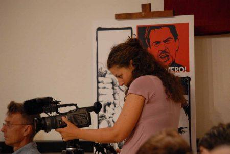 Roberta De Marzo, Nicola Mondanese - La valigia dell'attore 2013 - Foto di Fabio Presutti