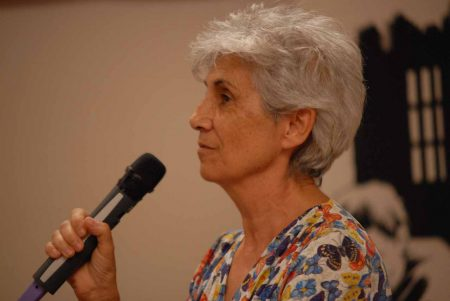 Giovanna Sotgiu - La valigia dell'attore 2013 - Foto di Fabio Presutti