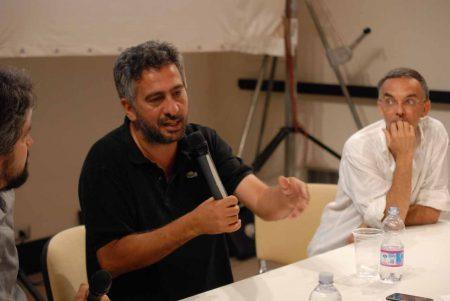 B. Sollazzo, S. Mereu, Fabrizio Deriu - La valigia dell'attore 2013 - Foto di Fabio Presutti 1
