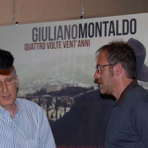 Jacopo Onnis, Valerio Mastandrea - La valigia dell'attore 2013 - Foto di Fabio Presutti