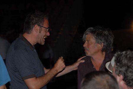 Valerio Mastandrea, Paolo Rossi - La valigia dell'attore 2013 - Foto di Fabio Presutti