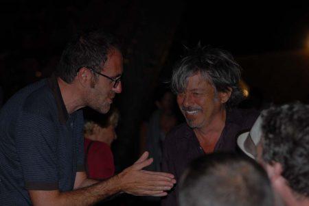 Valerio Mastandrea, Paolo Rossi - La valigia dell'attore 2013 - Foto di Fabio Presutti 1