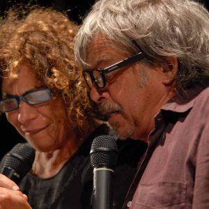 Giovanna Gravina, Paolo Rossi - La valigia dell'attore 2013 - Foto di Fabio Presutti