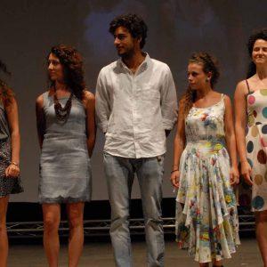 Allievi del ValigiaLab - La valigia dell'attore 2013 - Foto di Fabio Presutti