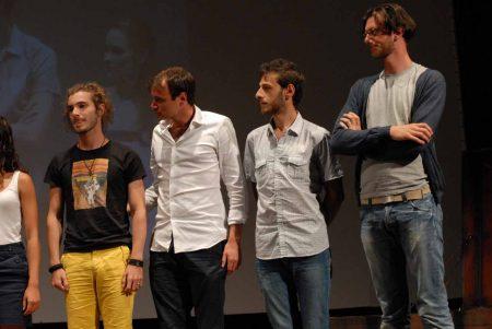 Allievi del ValigiaLab - La valigia dell'attore 2013 - Foto di Fabio Presutti 2