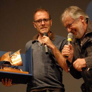 Premio Volonté - Valerio Mastandrea, Felice Laudadio - La valigia dell'attore 2013 - Foto di Fabio Presutti 1