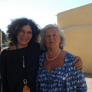 Paola Petri, Giovanna Gravina - La valigia dell'attore 2012 - Foto di Fabio Presutti